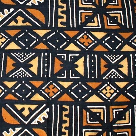 Bogolan artisanal du mali wax pinterest mali - Motifs africains maternelle ...