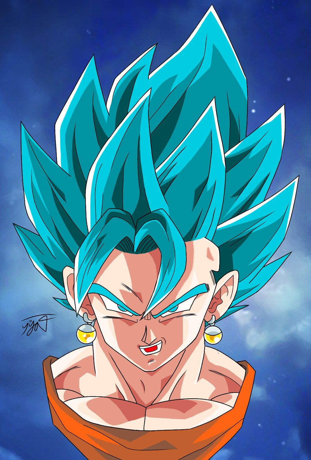 Pin by Stacey Green on vegito blue in 2020 (With images