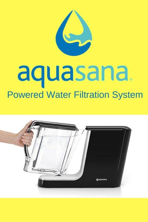 Aquasana Countertop Water Filter Review Removes 60 Contaminants