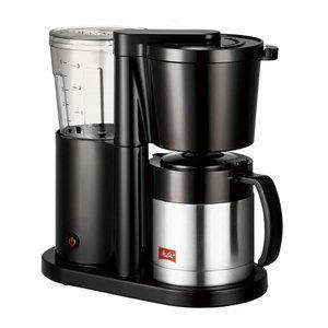 メリタ(Melitta) コーヒーメーカー オルフィ ALLFI SKT52-1-B ブラック (2〜5杯用)(ペーパードリップ式)(SKT521B)(メール便不可)