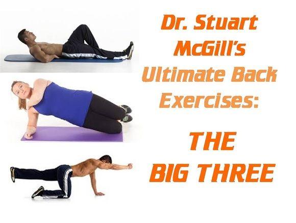 Stuart Mcgill Ultimate Back Fitness And Performance Pdf