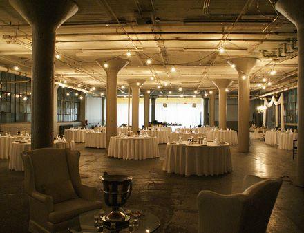 Lake Erie Room Warehouse Cleveland Ohio