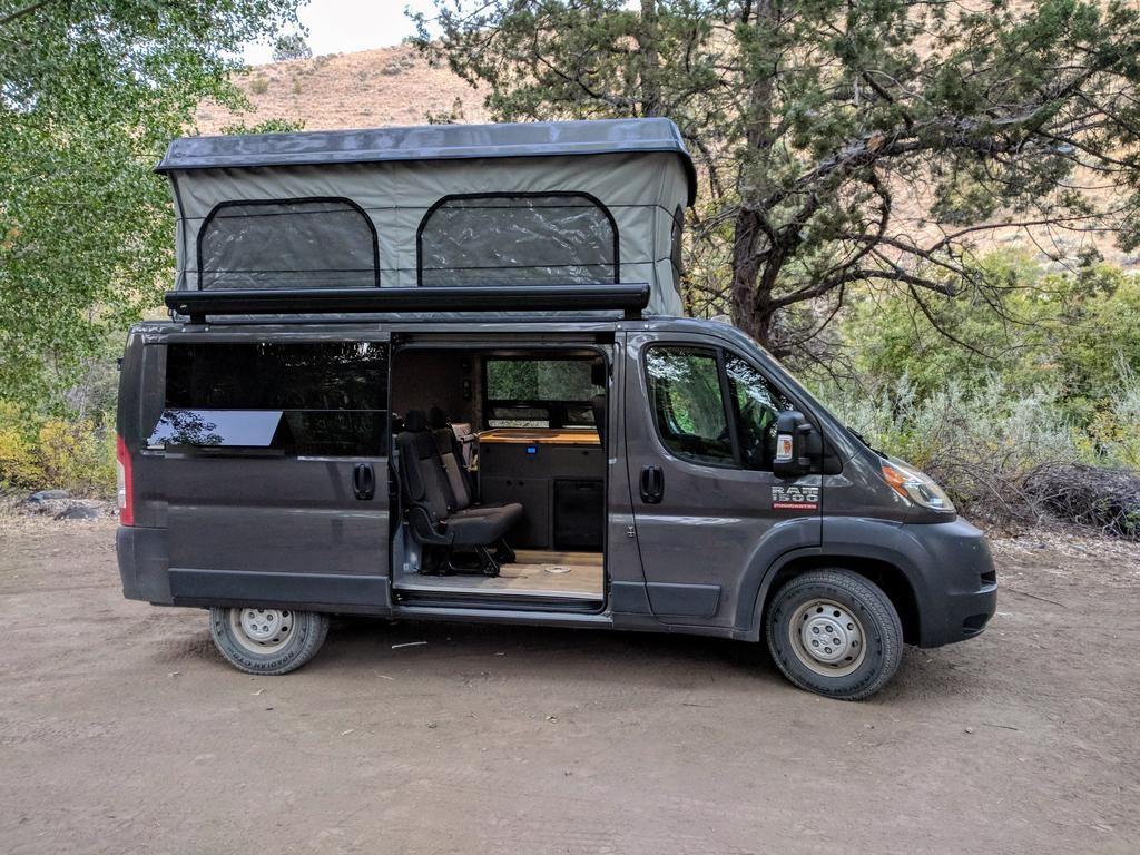 Build High Desert Drifter Page 5 Ram Promaster Forum Custom Camper Vans Class B Rv Sprinter Van Conversion