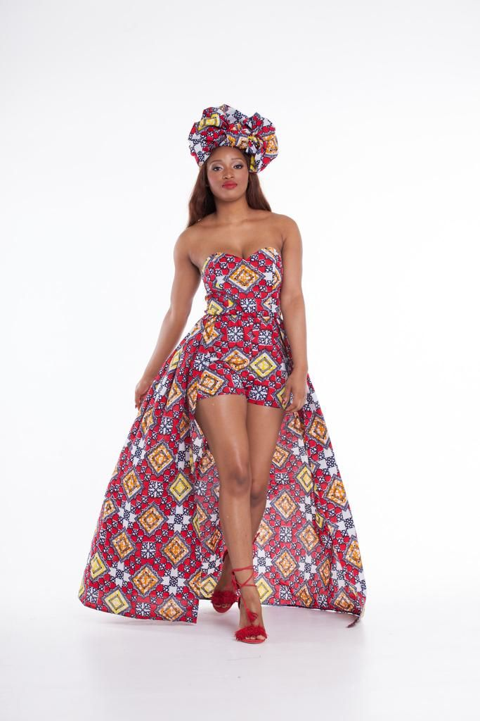 Busia Playsuit