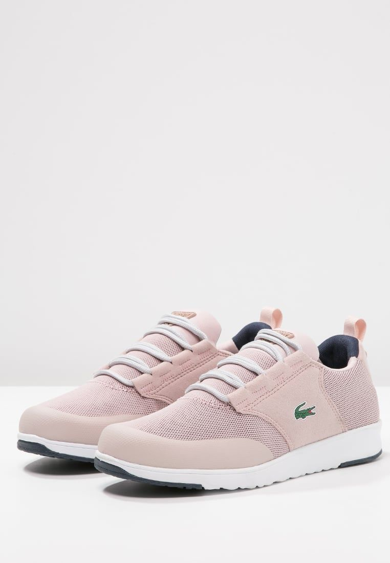 hot sale online c80c3 a0884 Femme Lacoste L.IGHT - Baskets basses - light pink rose 99,00