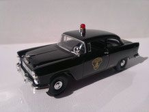 Chevrolet Bel Air Police 1/24 modelcar24´s Webseite!