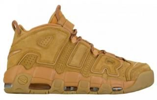 pretty nice 3f04f 4cdc8  Wheat  Nike Air More Uptempo to Release This Fall.