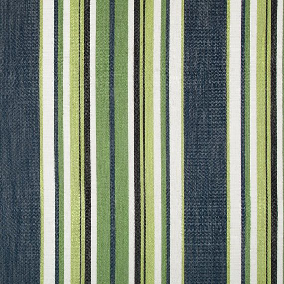 Navy Blue And Lime Green Upholstery