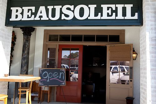Beausoleil With A Tight Cocktail Menu Friendly Staff And Casual Comfortable