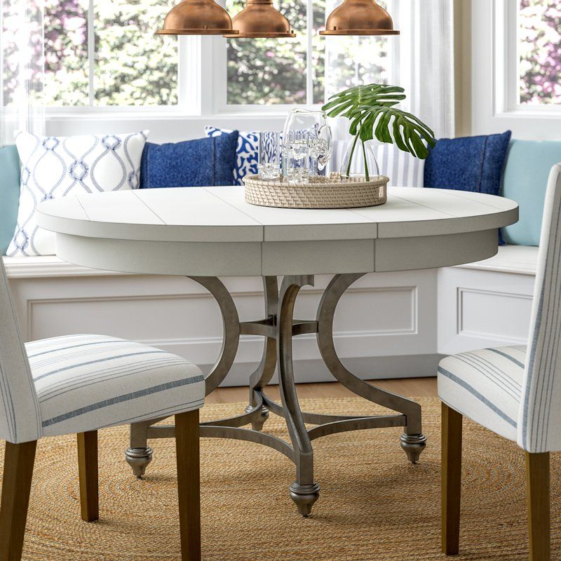 Saguenay Extendable Dining Table Reviews Birch Lane Dining