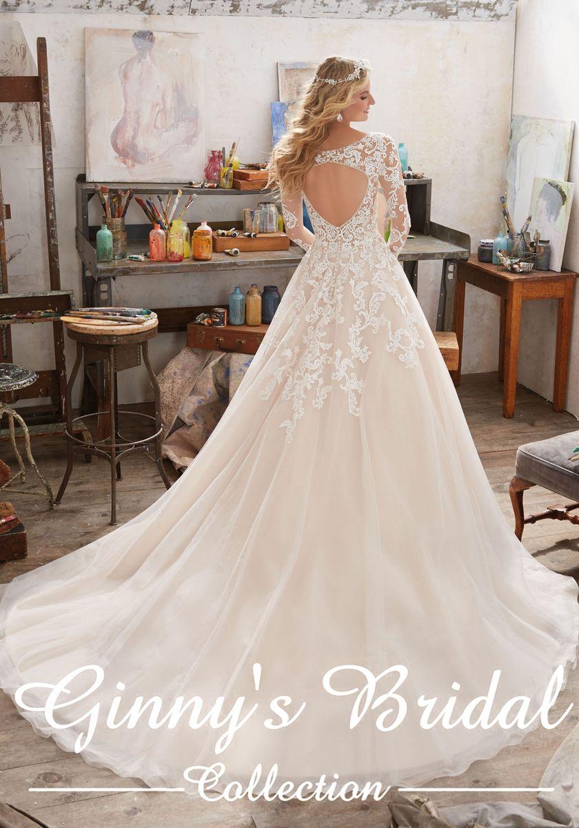 Mori Lee Bridal Wedding Dress Style Maira 8110 Buy Authentic