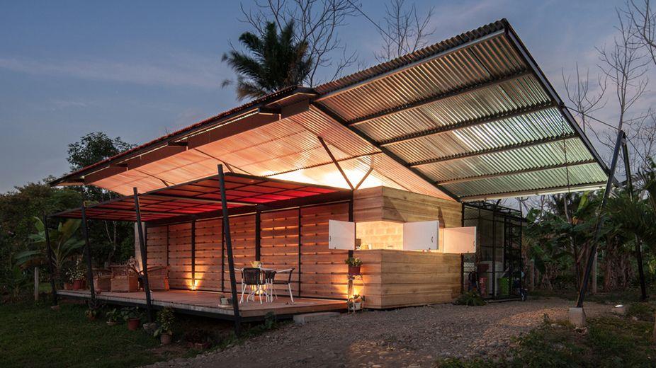 Offenheit ist trumpf f r ein wohnhaus in costa rica lie - Baumhaus architekturburo ...