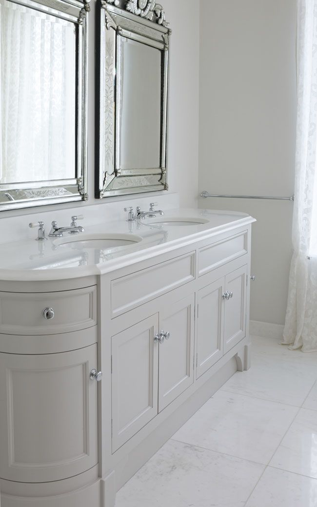 The Stratford Double | bathrooms | Pinterest | Bespoke, Tocadores y ...