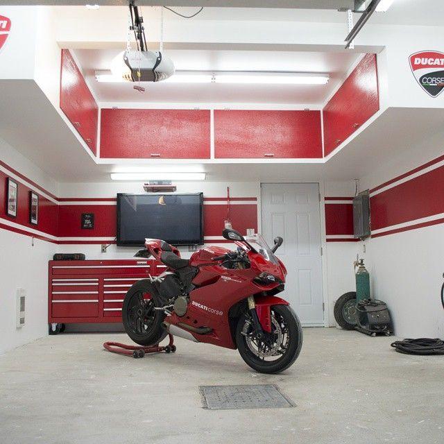 Image Result For Ducati Garage