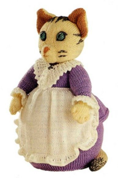 Tabitha Twitchit Beatrix Potter Nursery Collection Alan Dart Knit