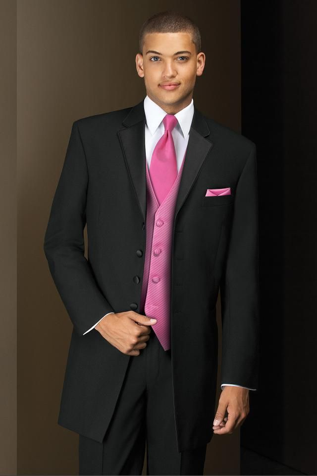 Andrew Fezza Black Savannah Traditional Fit Tuxedo | Jim\'s Formal ...
