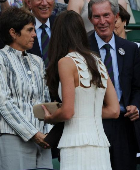 1dee91d7858a Kate Middleton s Alice Temperley Wimbledon dress  sold out