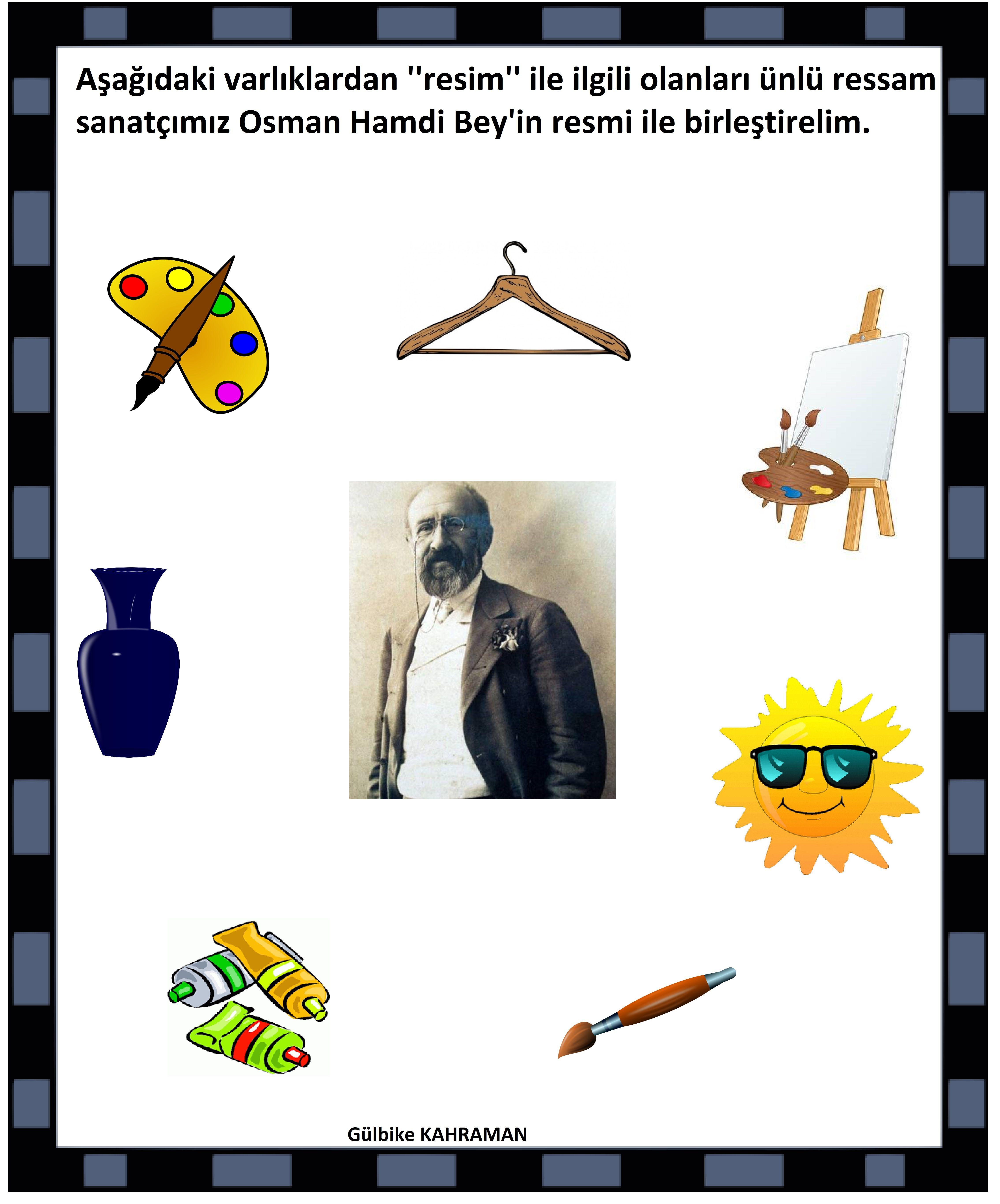 Okul Oncesi Osman Hamdi Bey Osman Okul