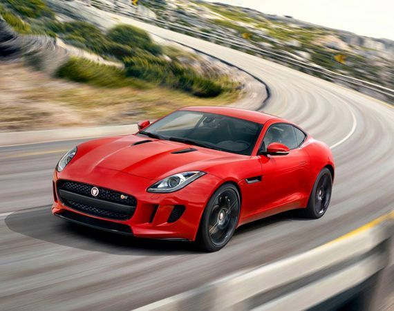 Nice Jaguar 2017 F Type Coupe Freshnessmag Check More