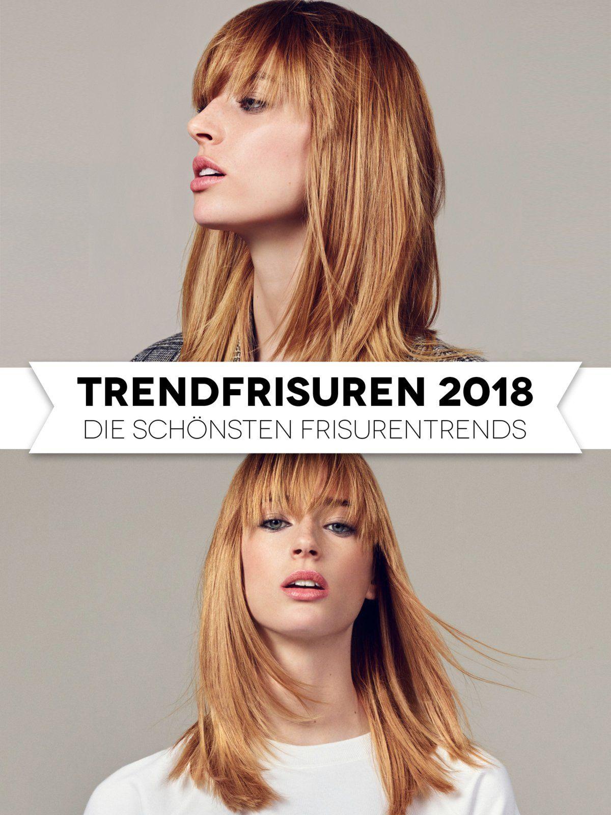Trendfrisuren 2019 Angesagte Frisuren Fur Frauen Ein Neuer