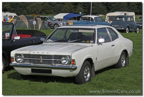 Ford Cortina Mk Iii Coupe Ford Classic Cars Ford Car Ford