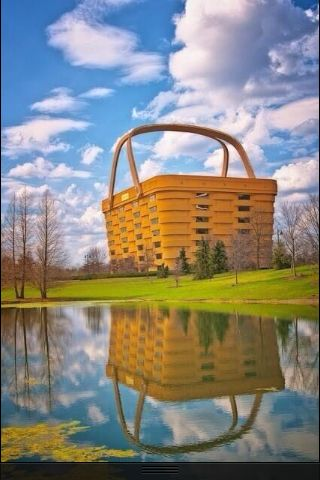 Longaberger Baskets HQ, Building Located In Dresden, Ohio. More Pics Like  This Can Be Found On My U0027Countrysideu0027 Board. No Pin Limits Here.
