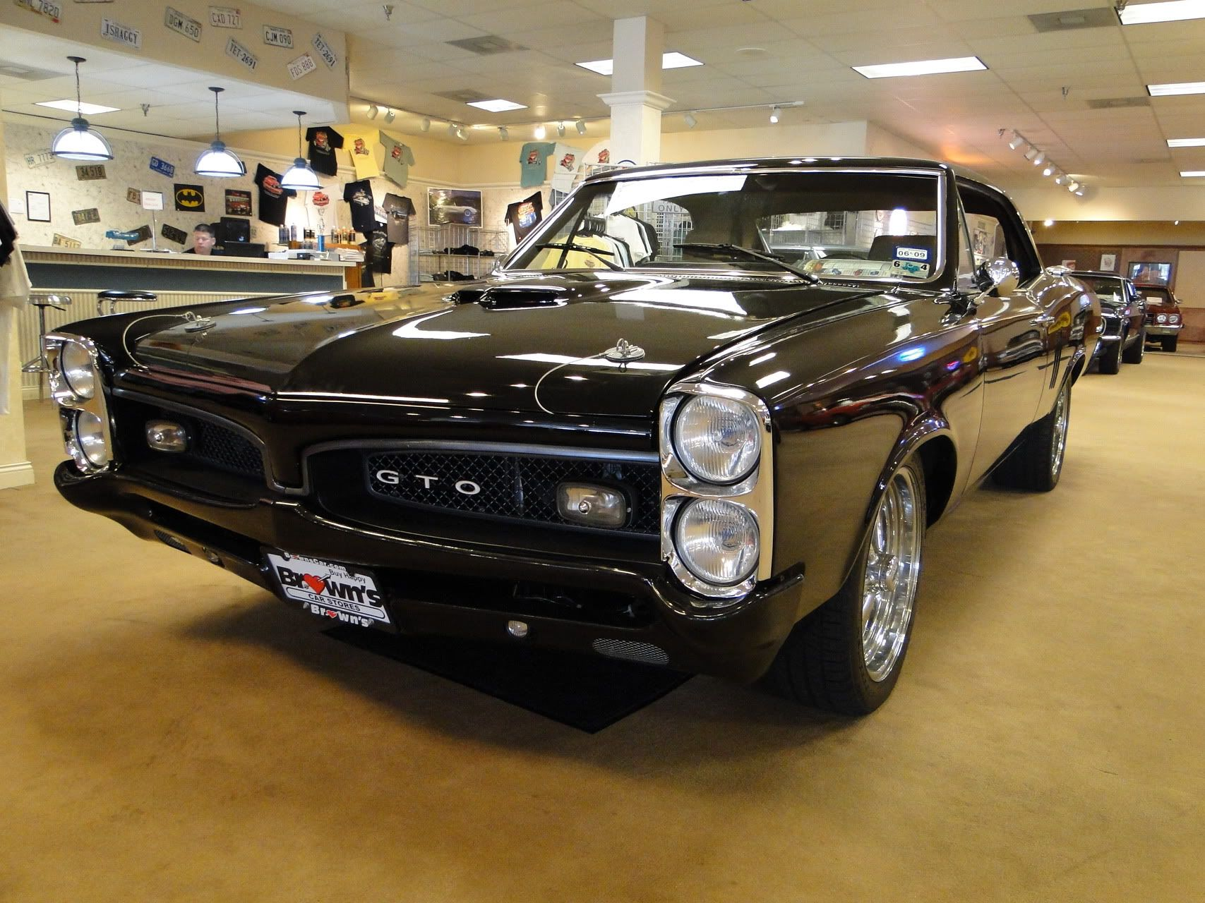 Used 1967 Pontiac GTO Tribute Pro-Touring Sold to MO For Sale ...