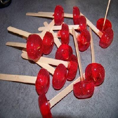 Sucettes Maison Bonbons Faits Maison Sucettes Bonbon Que Faire A Manger