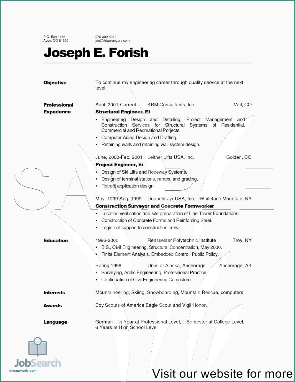 Nurse Resume RN BSN 2020 Resume Samples in 2020 Resume