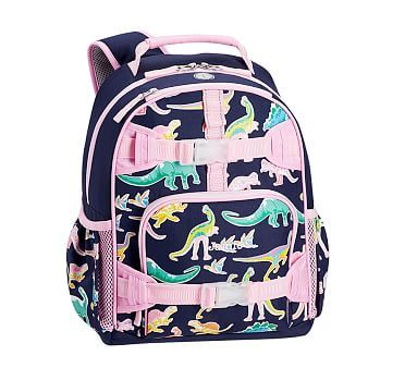 7657979d39a3 Mackenzie Pink Navy Glow-in-the-Dark Dinos Backpacks | Products ...