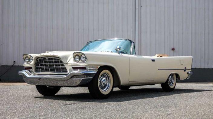 Trio Of Rare Chrysler 300 Letter Cars Up For Grabs