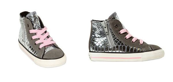 converse all star basse bambina