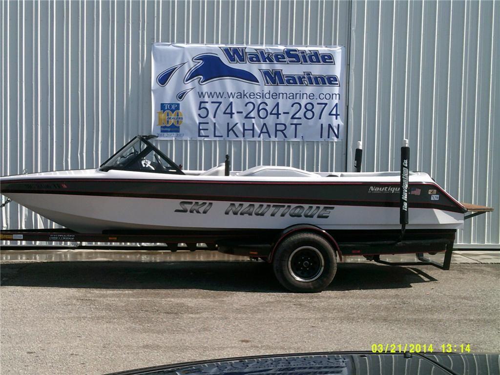 1995 Ski Nautique 196 Ski Boats Wakeboard Boats For Sale Wakeboard Boats