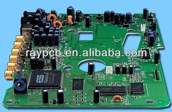 16 Layer,DVD Decode PCBA,Printed Circuit Board,China PCB