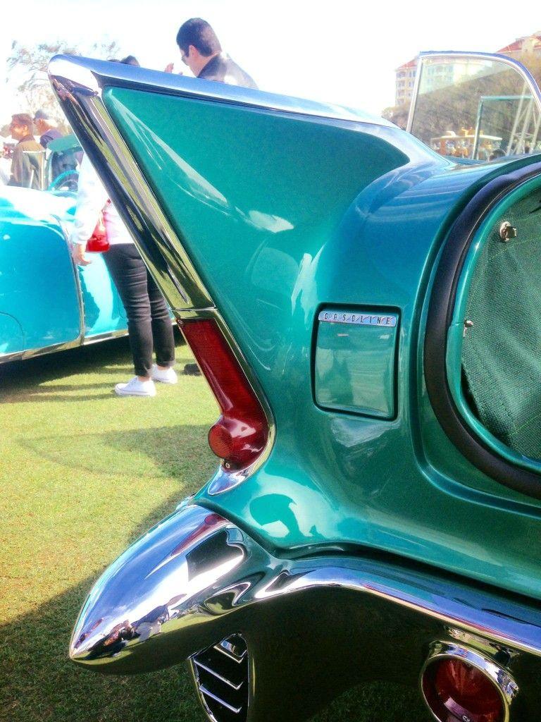 1958 Cadillac Eldorado Brougham | Tail lights | Vintage Cars, Cars