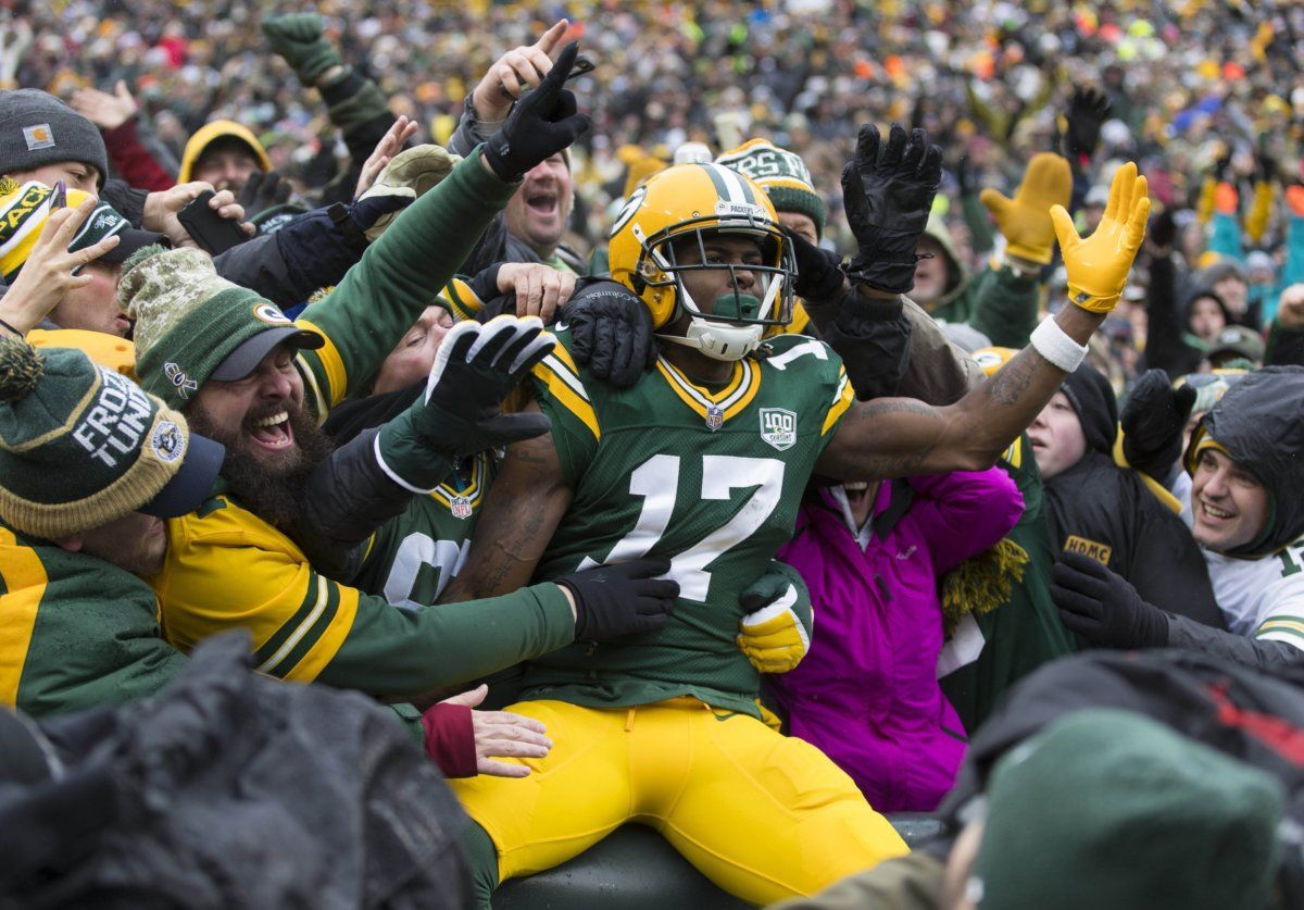 Can Davante Adams Still Improve Or Have We Seen His Best Nfl Green Bay Green Bay Packers