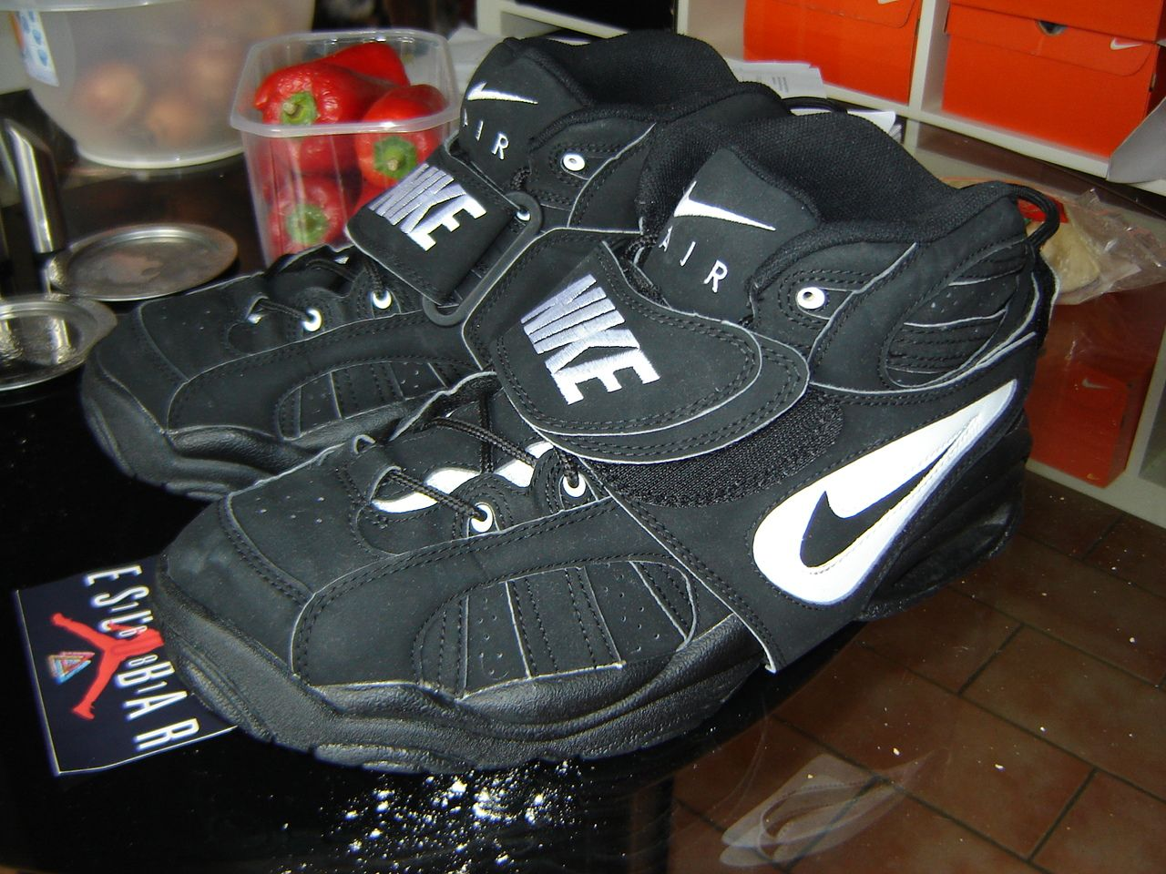 sports shoes b8c0f 3bbe8 ... Nike Air Modify - 1996 ...