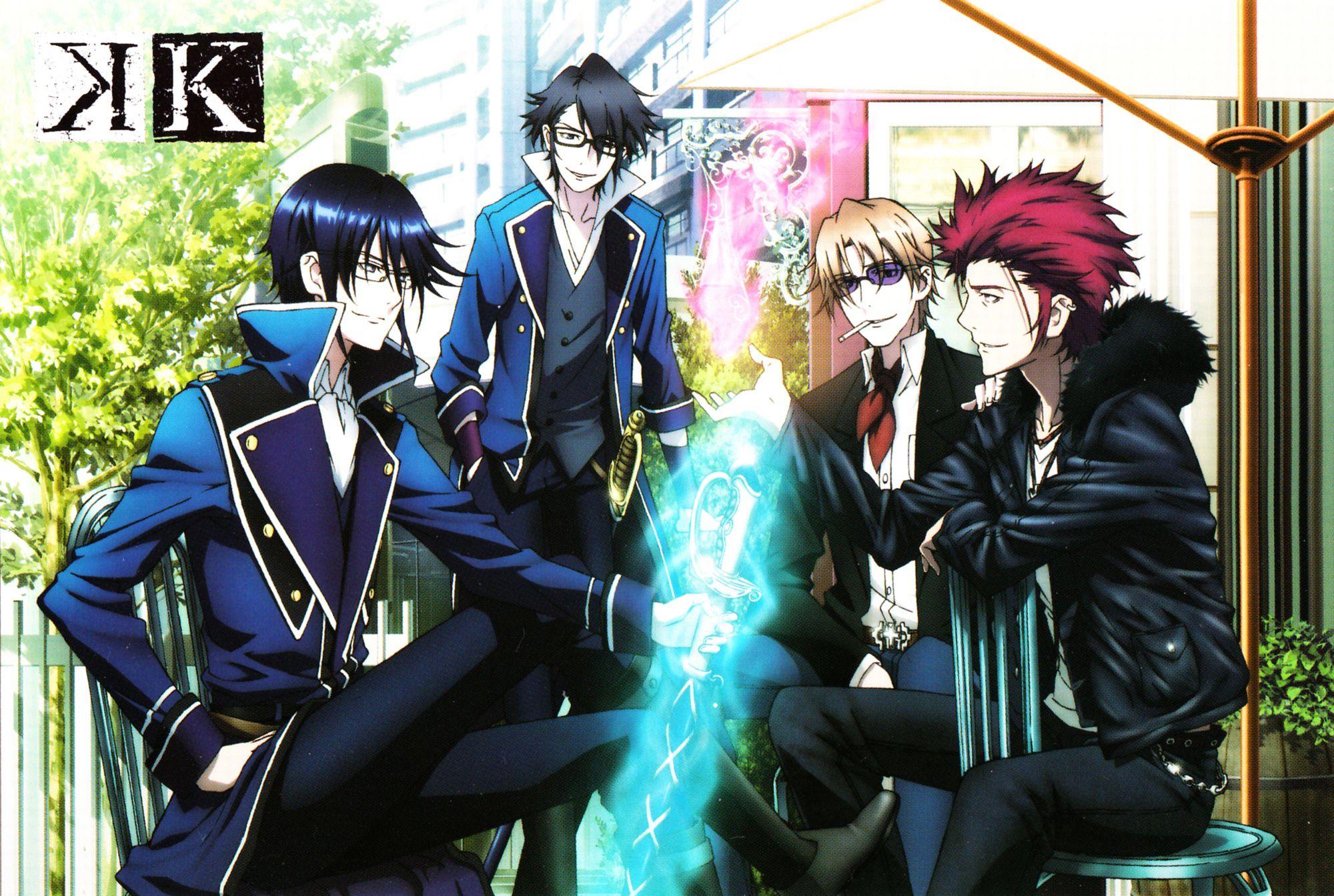K Wallpapers Download Group Anime manga, Anime k, Manga
