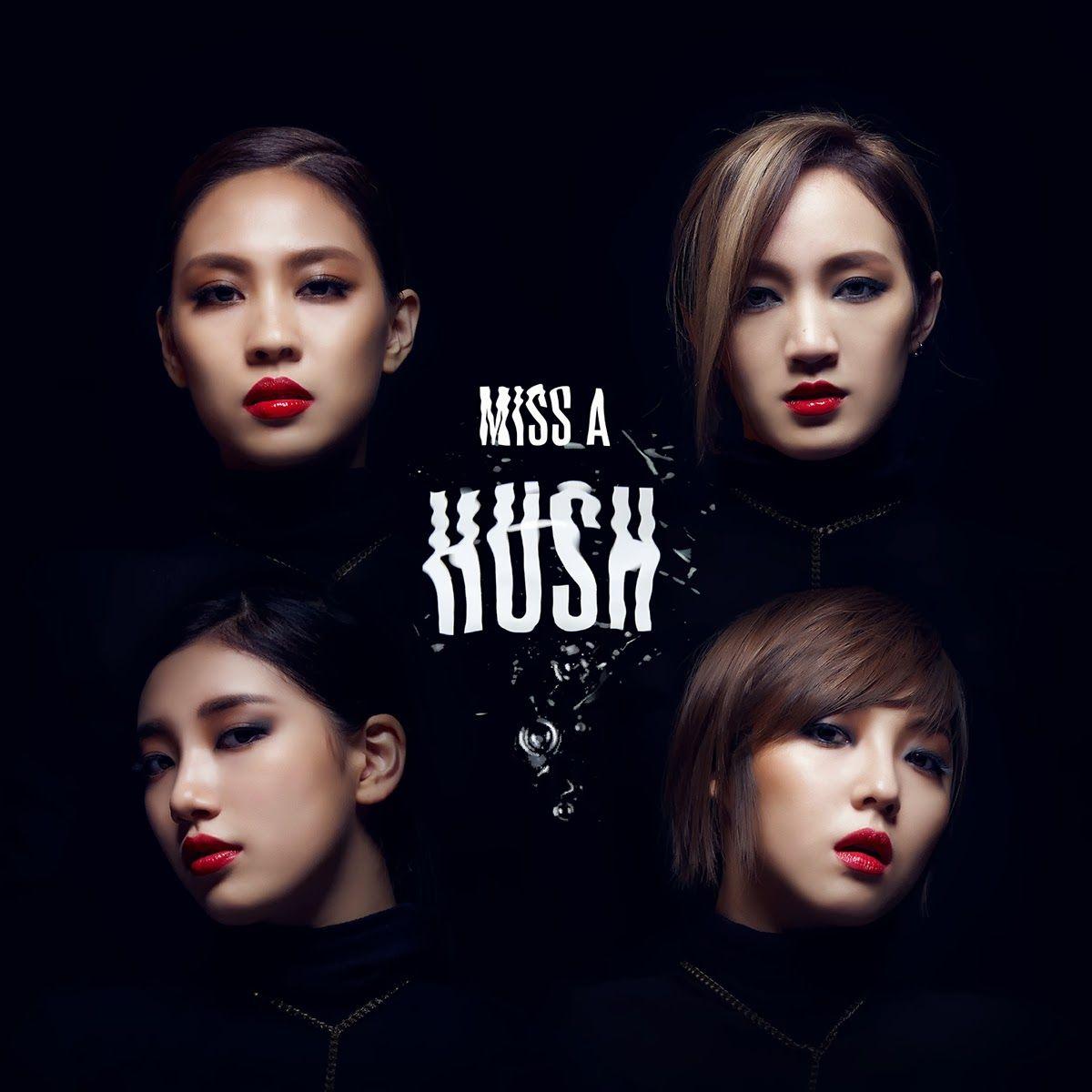 miss A - Hush  https://www.youtube.com/watch?v=dp0F18FFCTE