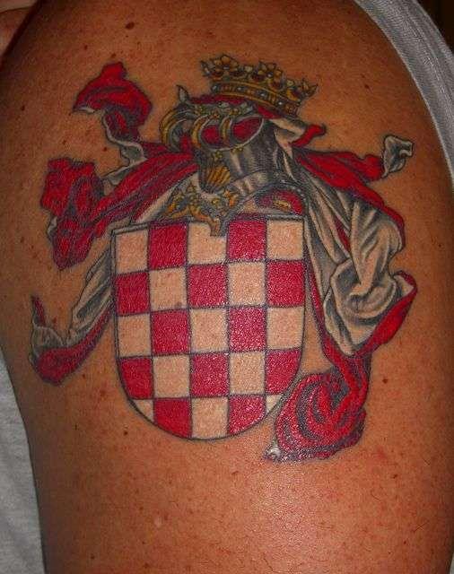 Croatian Tattoos Designs Bing Images Croatia 276