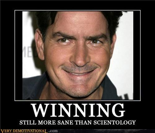Smile Creepy Viral: Winning Is Still Better Than Scientology!