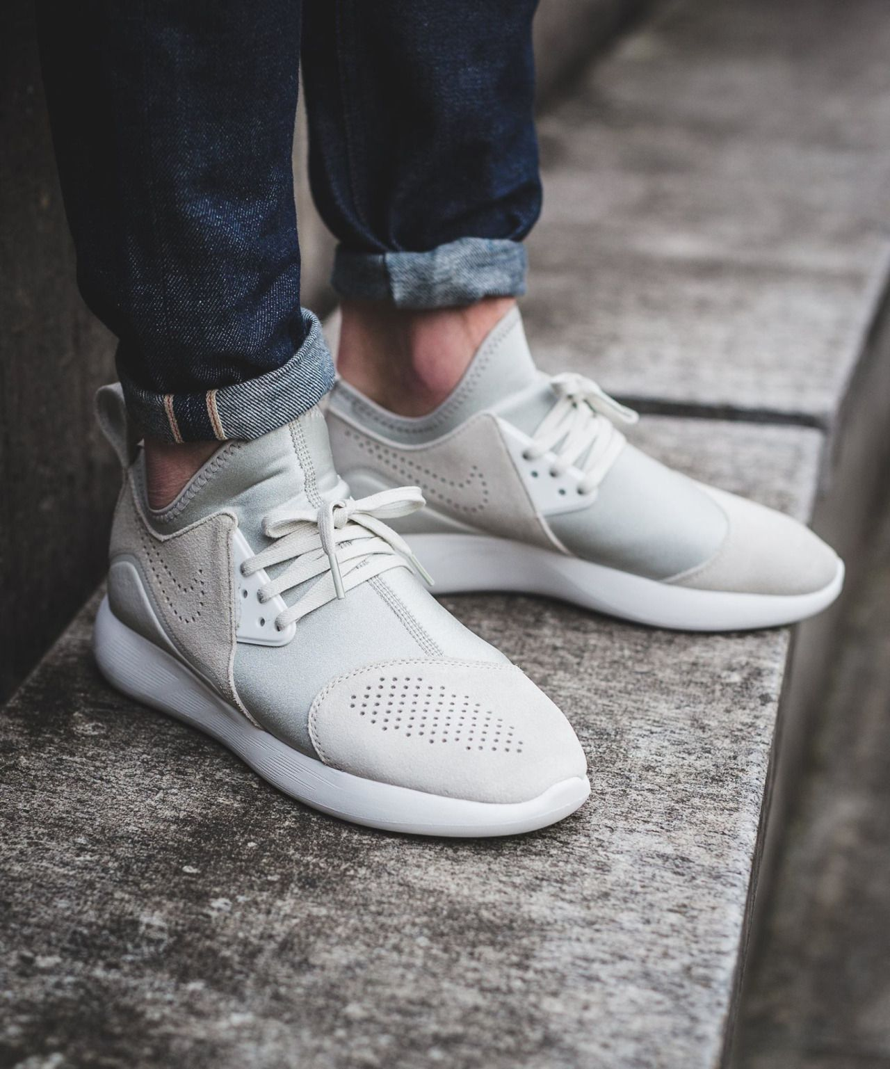 "on sale e2341 43ee0 unstablefragments2  ""NIKE LUNARCHARGE PREMIUM  BEIGE   OFF-WHITE  (via  Kicks-daily.com) """