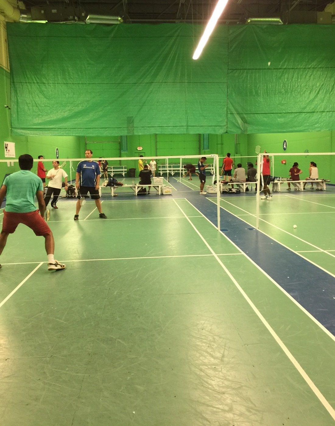 Arizona Badminton Center Sports Complexes Play in the