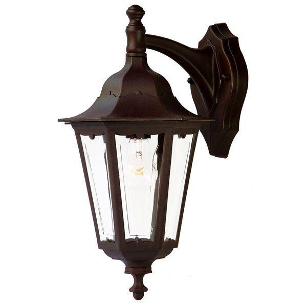 Acclaim Lighting Tidewater 17 5 In Architecural Bronze Plastic