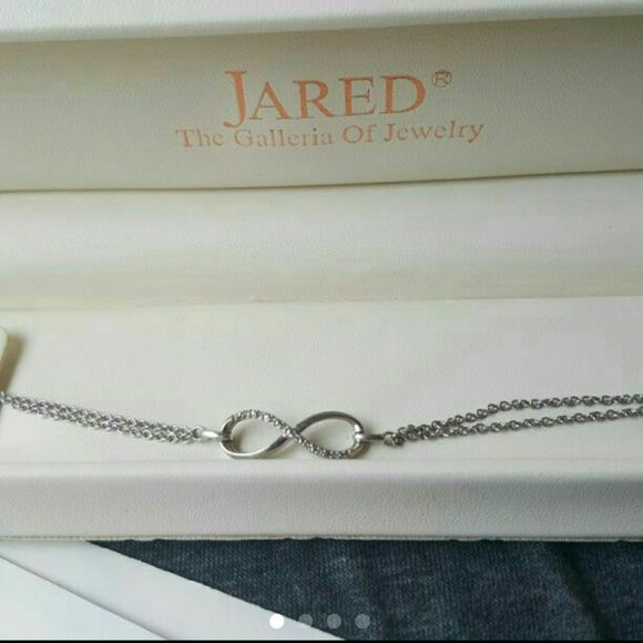 Diamond infinity braclet Infinity Jewelry bracelets and Diamond