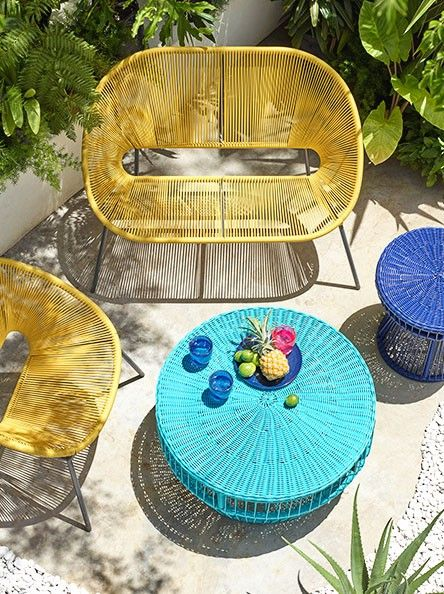 House By John Lewis Salsa Garden Outdoor Furniture Wicker Garden