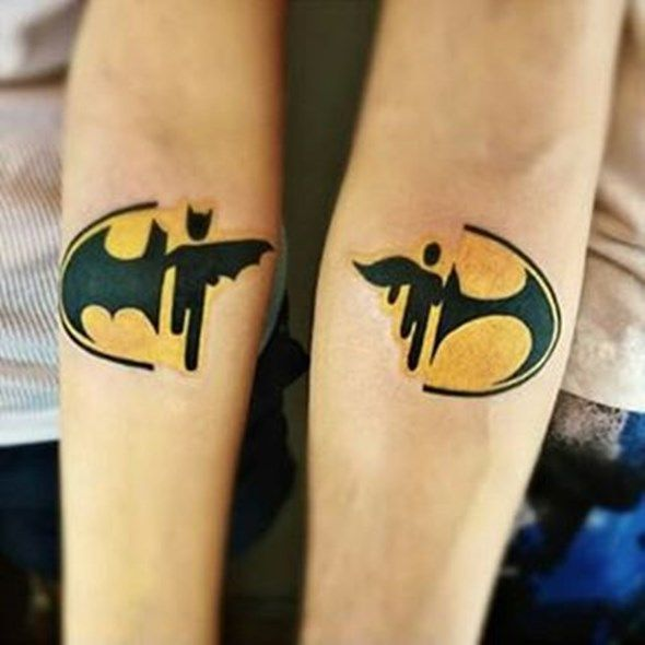 60 Brother Sister Tattoo That Will Melt Your Heart Sister Tattoos Sibling Tattoos Brother Sister Tattoo