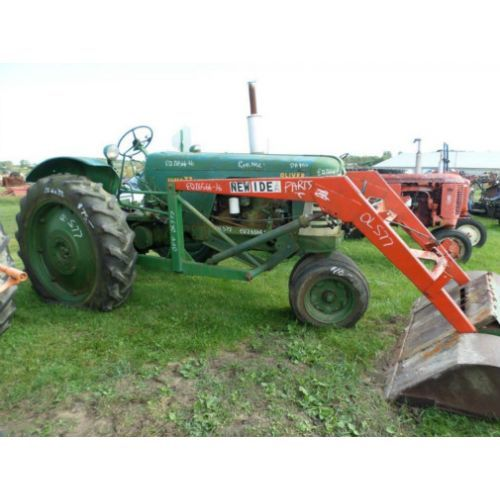 Pin by All States Ag Parts on Oliver Ag Equipment | Tractors