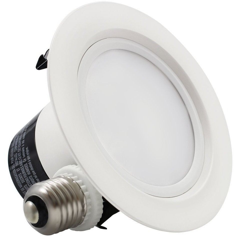 Torchstar 4 inch dimmable recessed led downlight 12w 85w equivalent torchstar 4 inch dimmable recessed led downlight 12w 85w equivalentpack of 4 mozeypictures Images