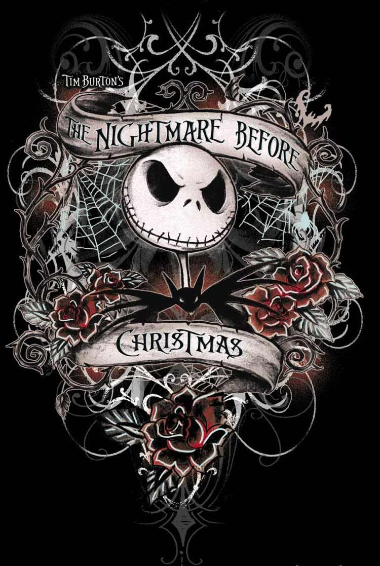 New Tim Burton's The Nightmare Before Christmas ...